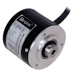 Bedok Enkoder BN50 Serisi Delikli Tip Encoder